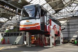 praca mechanik autobusów
