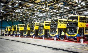 mechanik autobusów